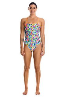 Funkita Bang Bang Budgie Single Strap one piece