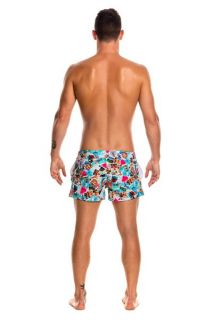 Funky Trunks Mens Shorty Shorts Short Herrenbadeshort Pic Mix
