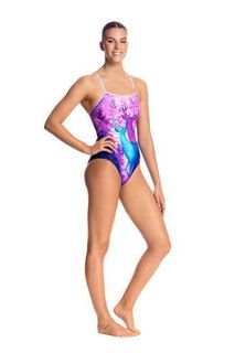 Funkita Forest Fawn Single Strap one piece