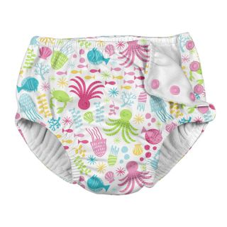Iplay Swim Diaper Badewindel Schwimmwindel White Sea Pals